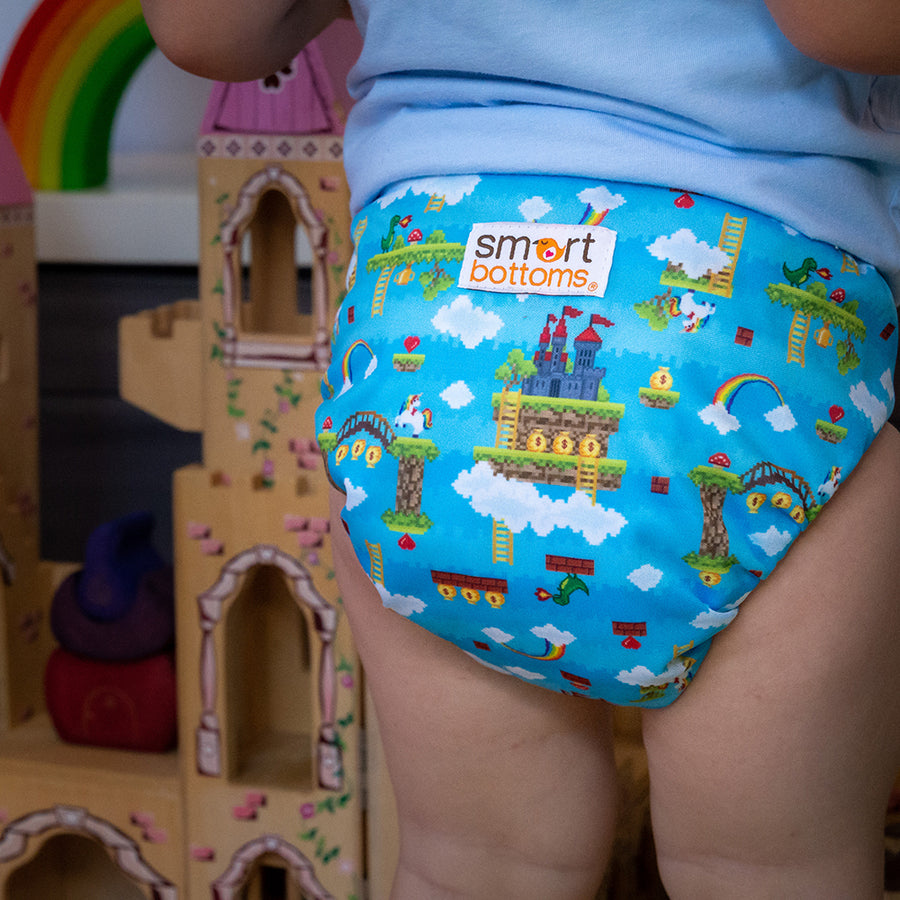 Dream Diaper 2.0 - Gamer