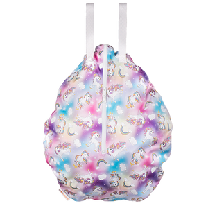 Hanging Wet Bag - Chasing Rainbows - smartbottoms