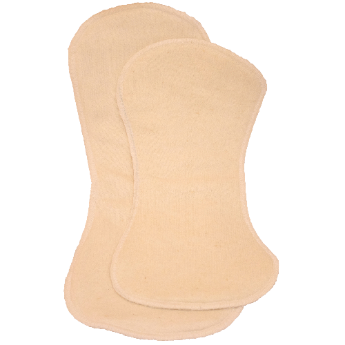 Cloth Diaper Hemp Inserts 2 pack - smartbottoms