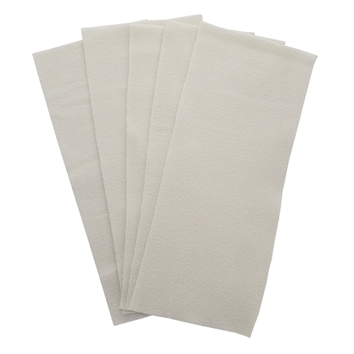 Stay Dry Cloth Diaper Fleece Liners 5 pack - smartbottoms