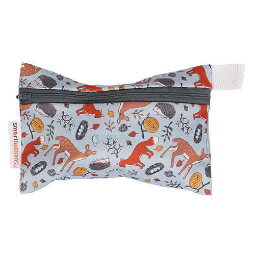 Mini Wet Bag - Forest Friends - smartbottoms