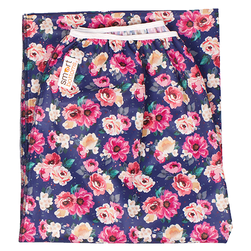 Cloth Diaper Pail Liner - Petit Bouquet - smartbottoms