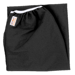 Smart Bottoms - Pail Liner - Black Diaper pail liner - Midnight - cloth diaper storage - Reusable garbage bag liner