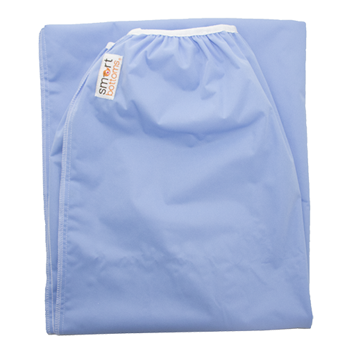Cloth Diaper Pail Liner - Storm - smartbottoms