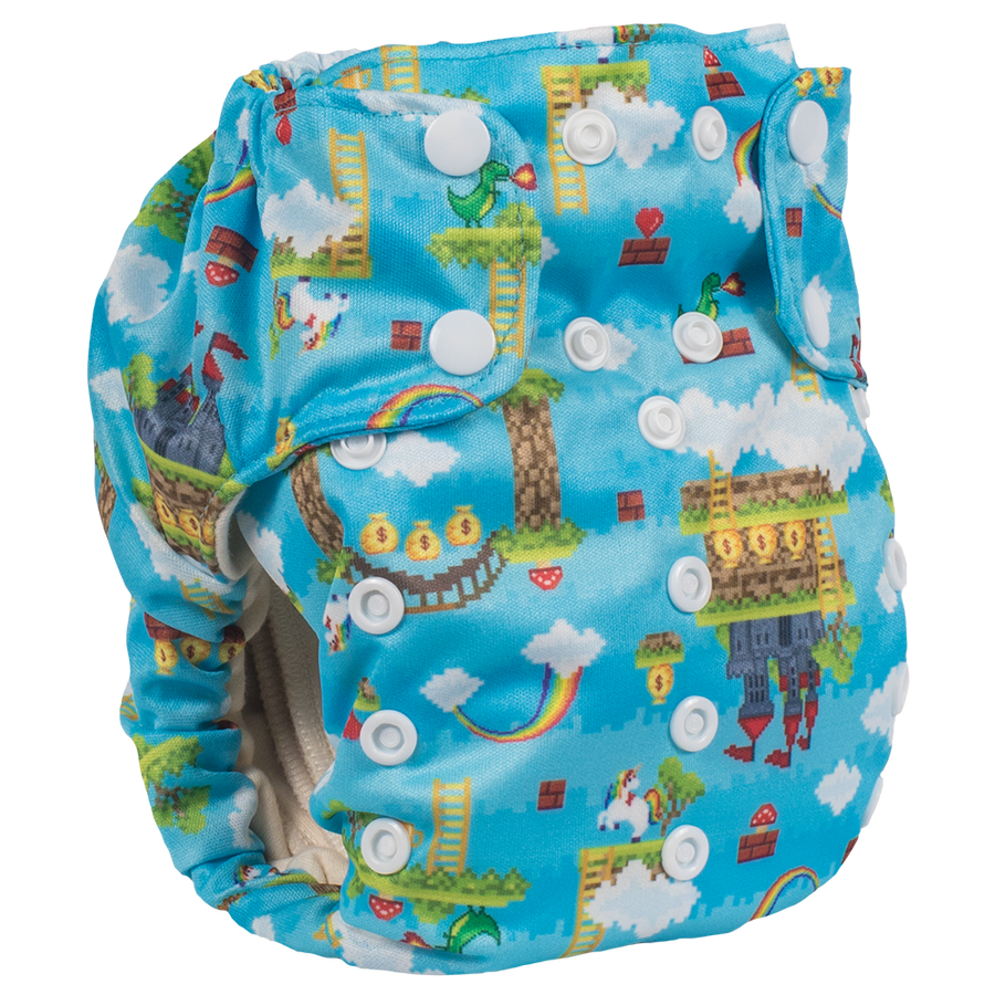 Smart One 3.1 Cloth Diaper - Gamer