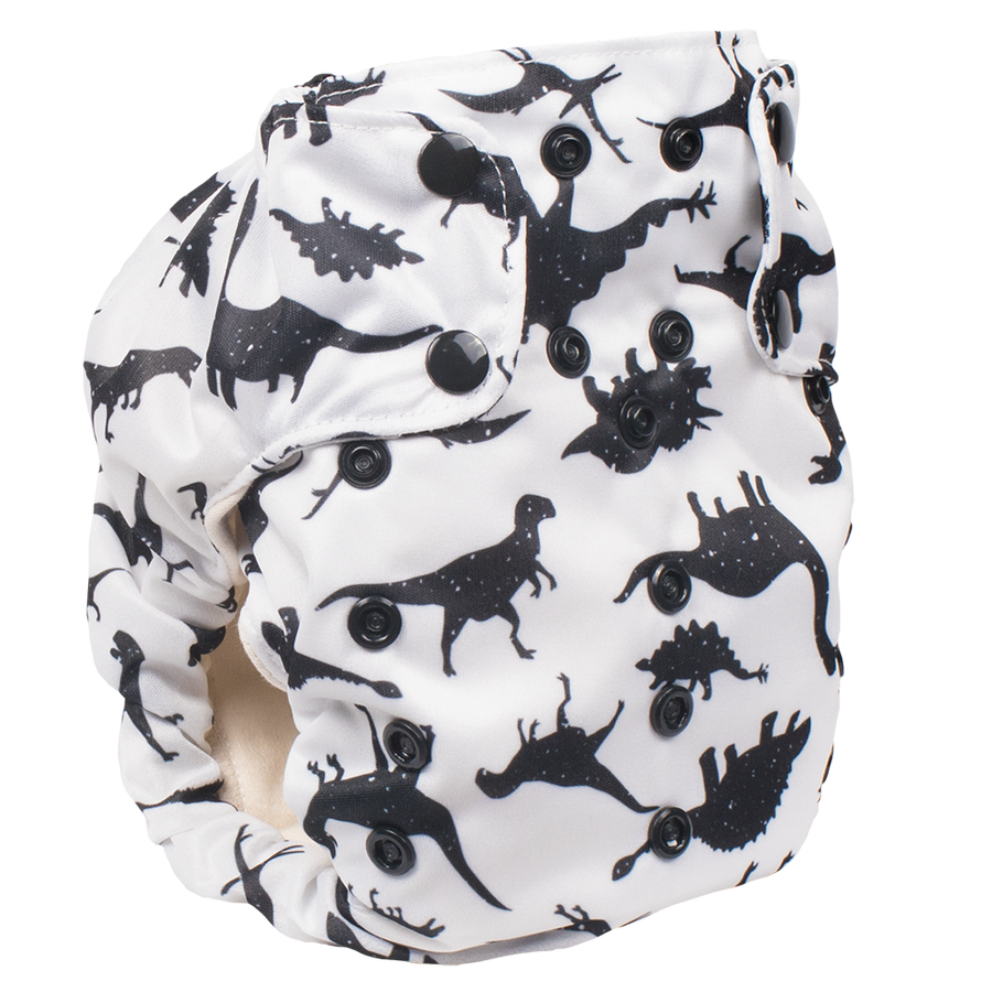 Smart One 3.1 Cloth Diaper - Rawr!