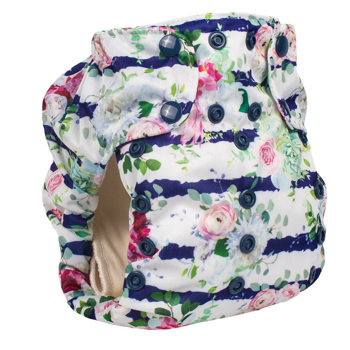 Smart One 3.1 Cloth Diaper - Belle Blossom