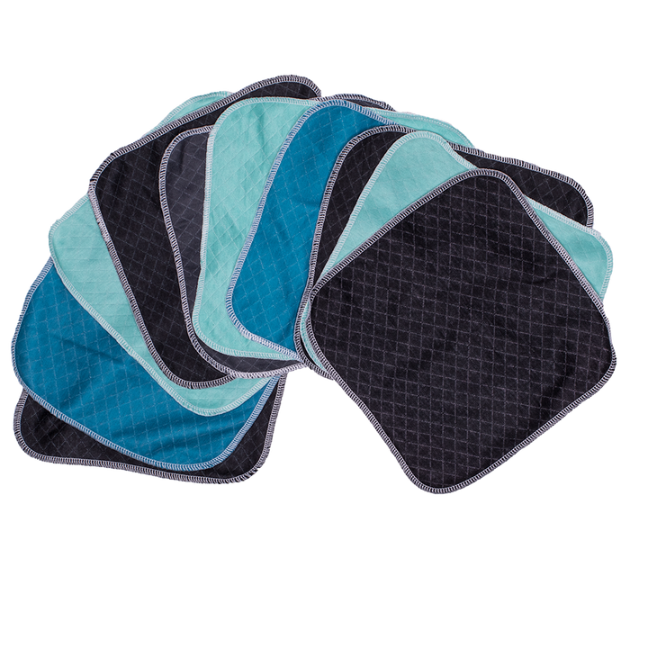 Smart Bottoms - Cloth wipes - reusable cute wash cloth - soft wash cloth