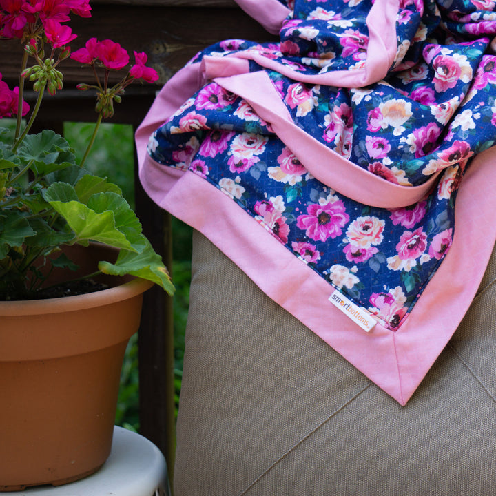 Cuddle Blanket - Petit Bouquet - smartbottoms