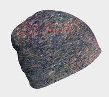 Monet Inspired Pebbles in the Shuswap ealanta Beanie