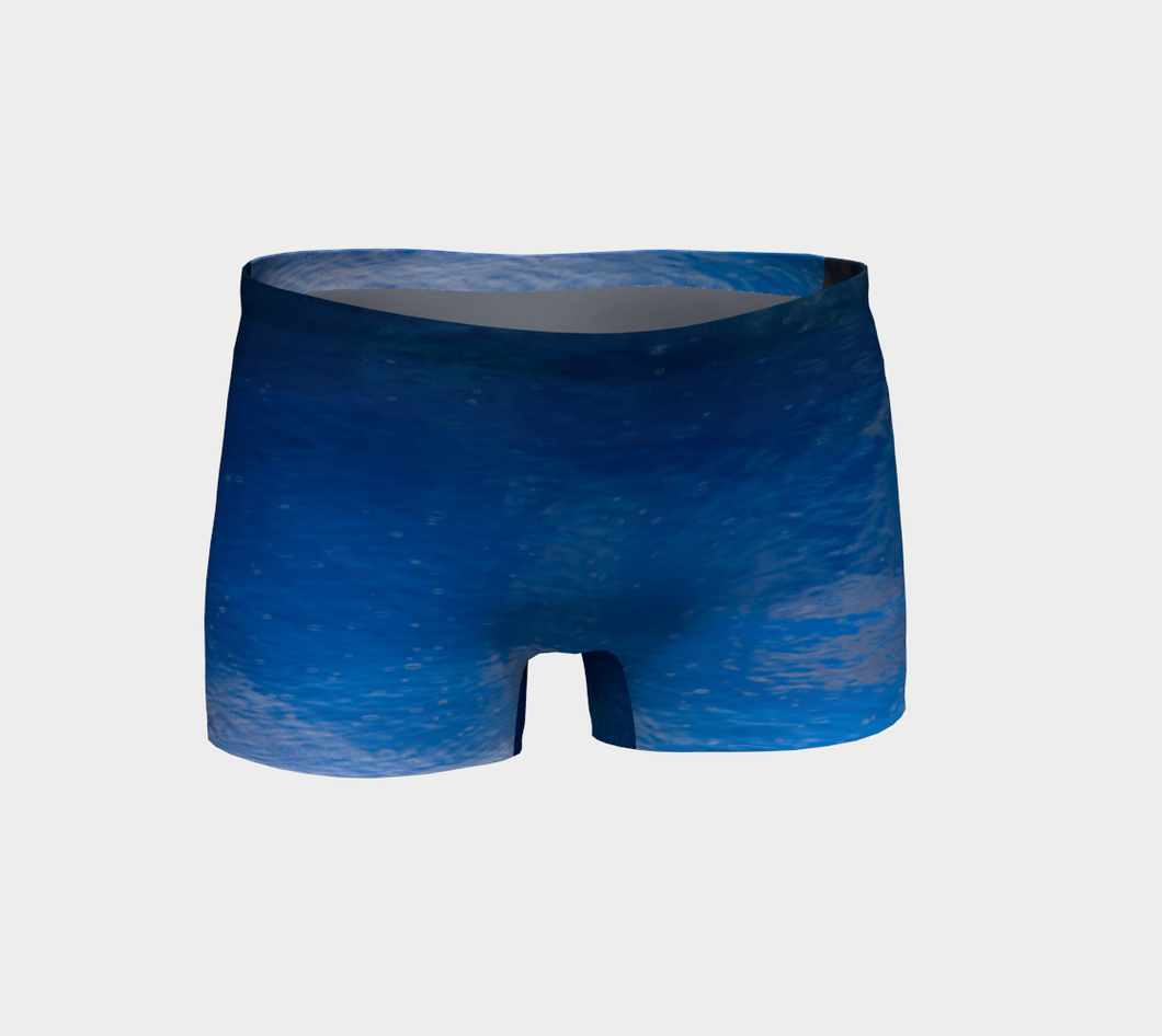 Raindrops + Blue Skies on the Shuswap ealanta Shorts