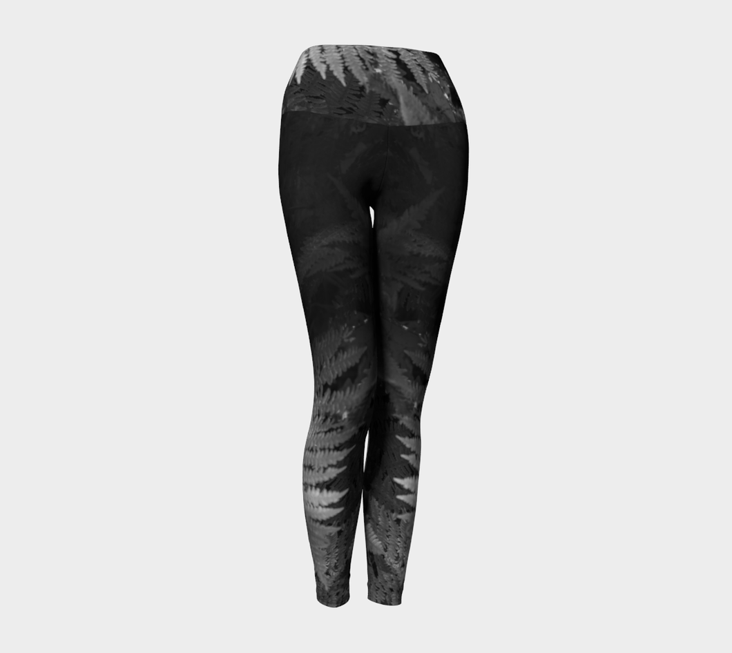 Fern Lace Shuswap ealanta Yoga Leggings