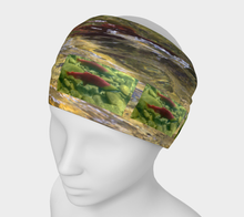 Salmon Run BC 2018  Headband ealanta