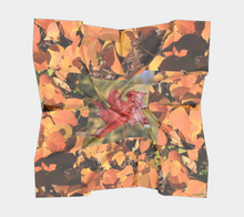 ThanksGiving Square Scarf ealanta Square Scarf- ealanta Art Wear