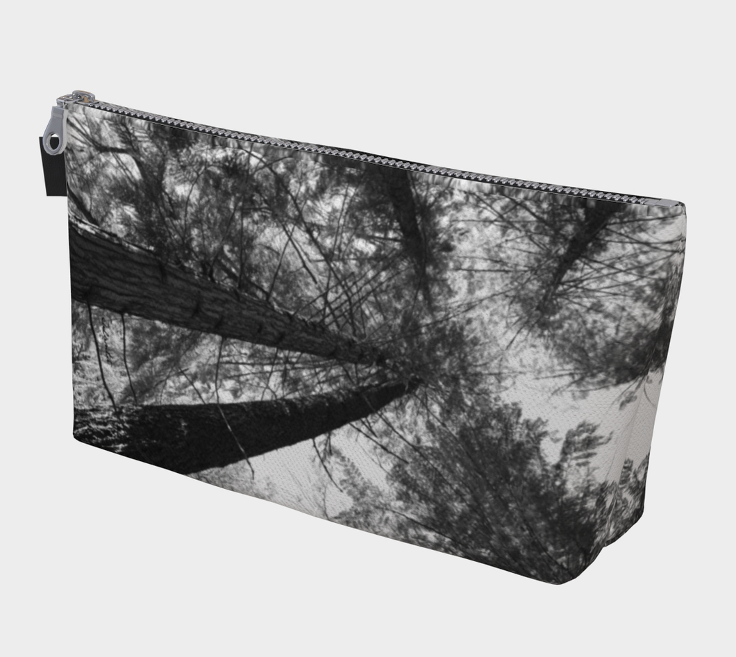 Forest Meditation Shuswap ealanta Makeup Bag