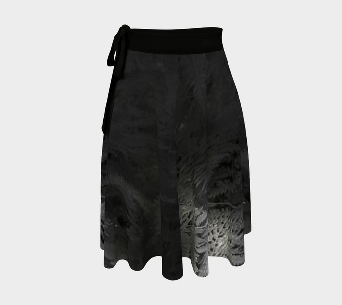 Fern Lace Shuswap ealanta Wrap Skirt