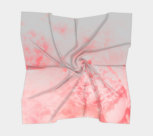 Peony Dream ealanta square scarf Square Scarf- ealanta Art Wear