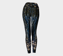 River Ripples + Sun Sparkles Shuswap ealanta Yoga Leggings