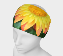Yellow Daisy Headband ealanta