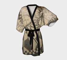 Imagine New York Robe ealanta Kimono Robe- ealanta Art Wear