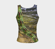 Salmon Run BC 2018 Fitted Tank Top ealanta