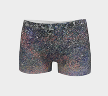 Monet Inspired Pebbles in the Shuswap ealanta BoyShorts