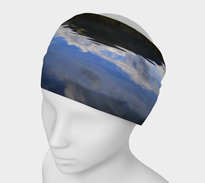 Shuswap Reflections ealanta headband