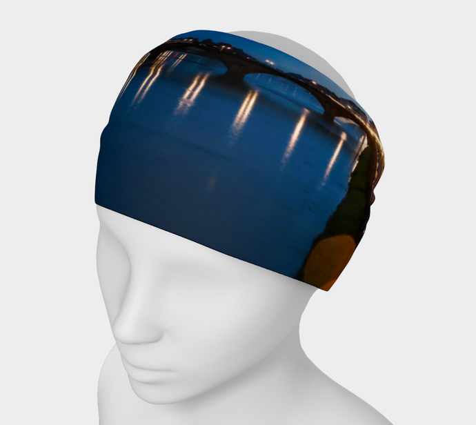 Florence Night Water Reflections Headband ealanta