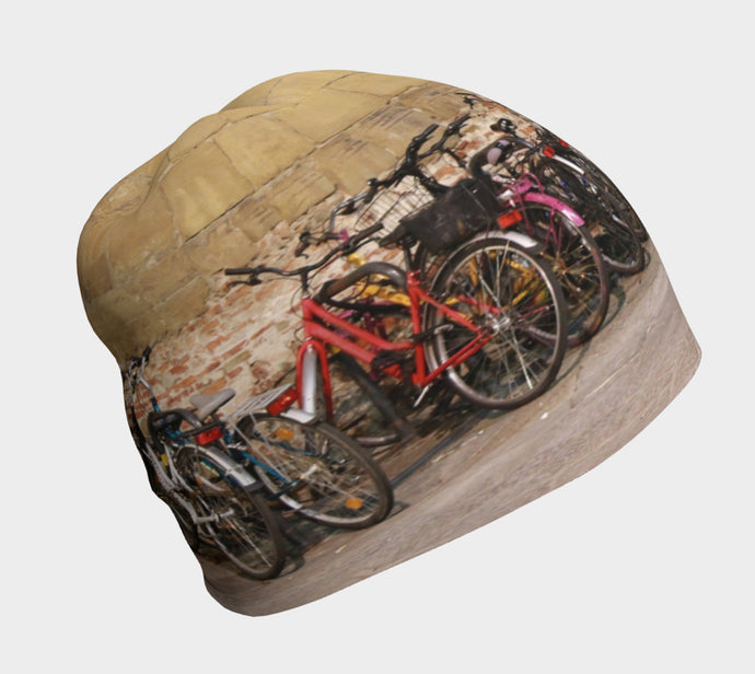 Cycle Beanie- ealanta Art Wear