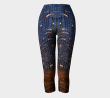 Chicago High rise Night capris Capris- ealanta Art Wear