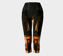 Venice Night ealanta Capri 1 Capris- ealanta Art Wear