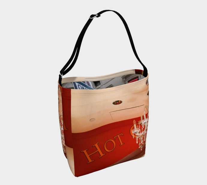 Hot Bag NYC ealanta.ca Day Tote- ealanta Art Wear