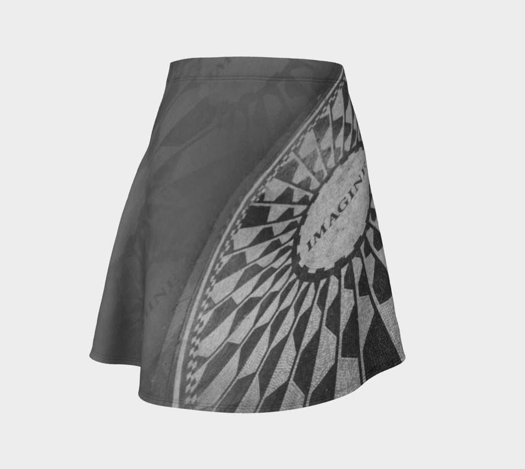 Imagine Flared Skirt ealanta Flare Skirt- ealanta Art Wear