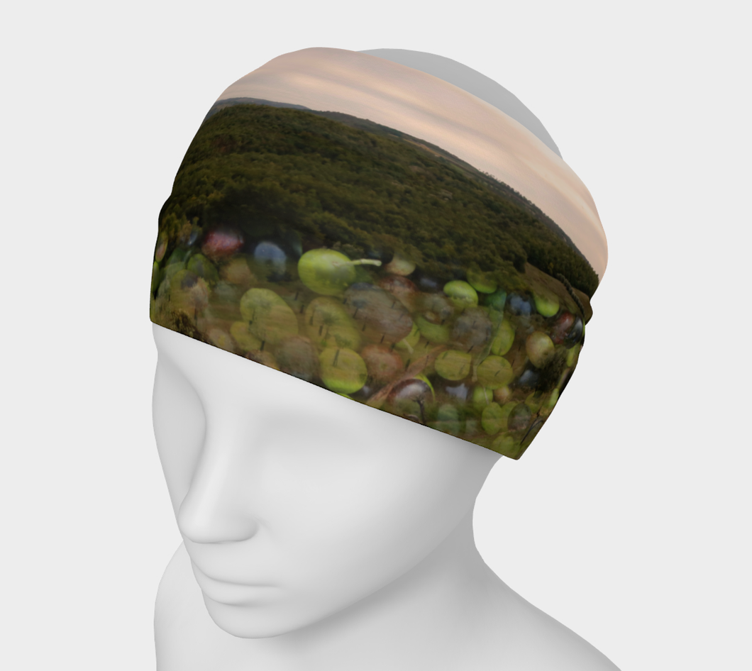 Valley of Olives Tuscany Headband Headband- ealanta Art Wear