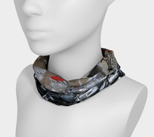 Florence Graffiti & Motorbike Parking Headband Headband- ealanta Art Wear