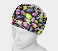 Olive Harvest Headband Headband- ealanta Art Wear
