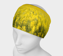 Canola Motion 2 headband Headband- ealanta Art Wear