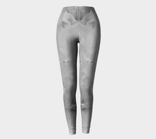 Peony in the Rain ealanta Legs Leggings- ealanta Art Wear