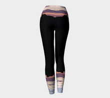 Tuscan Sunset Leggings Leggings- ealanta Art Wear