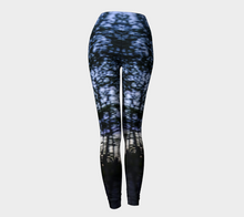 Tree Motion Legging 2 Leggings- ealanta Art Wear