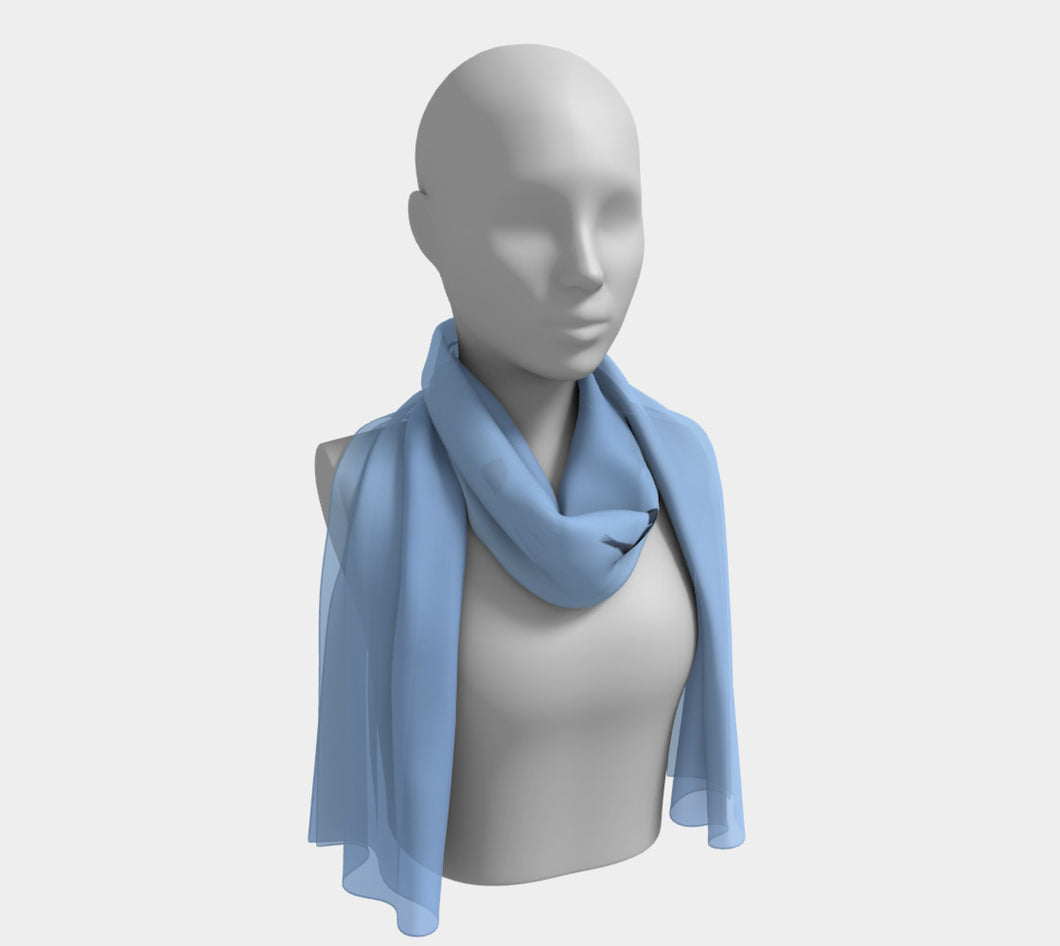 Canadian Home Coming ealanta scarf Long Scarf- ealanta Art Wear