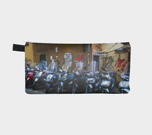 Grann Good Times Florence Grafitti ealanta clutch/wallet/case Clutch/ Wallet /Case- ealanta Art Wear