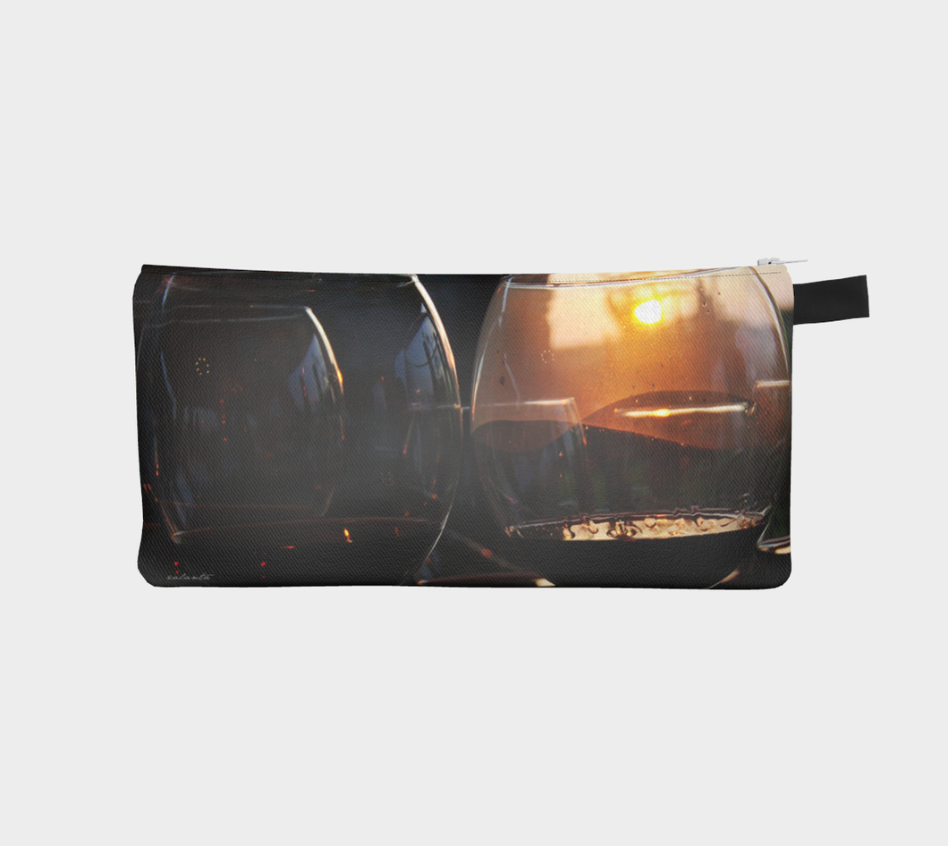 toast to the Tuscan Sun ealanta clutch/wallet/case Clutch/ Wallet /Case- ealanta Art Wear