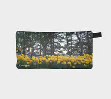 Golden Tulips Muttart case Pencil Case- ealanta Art Wear