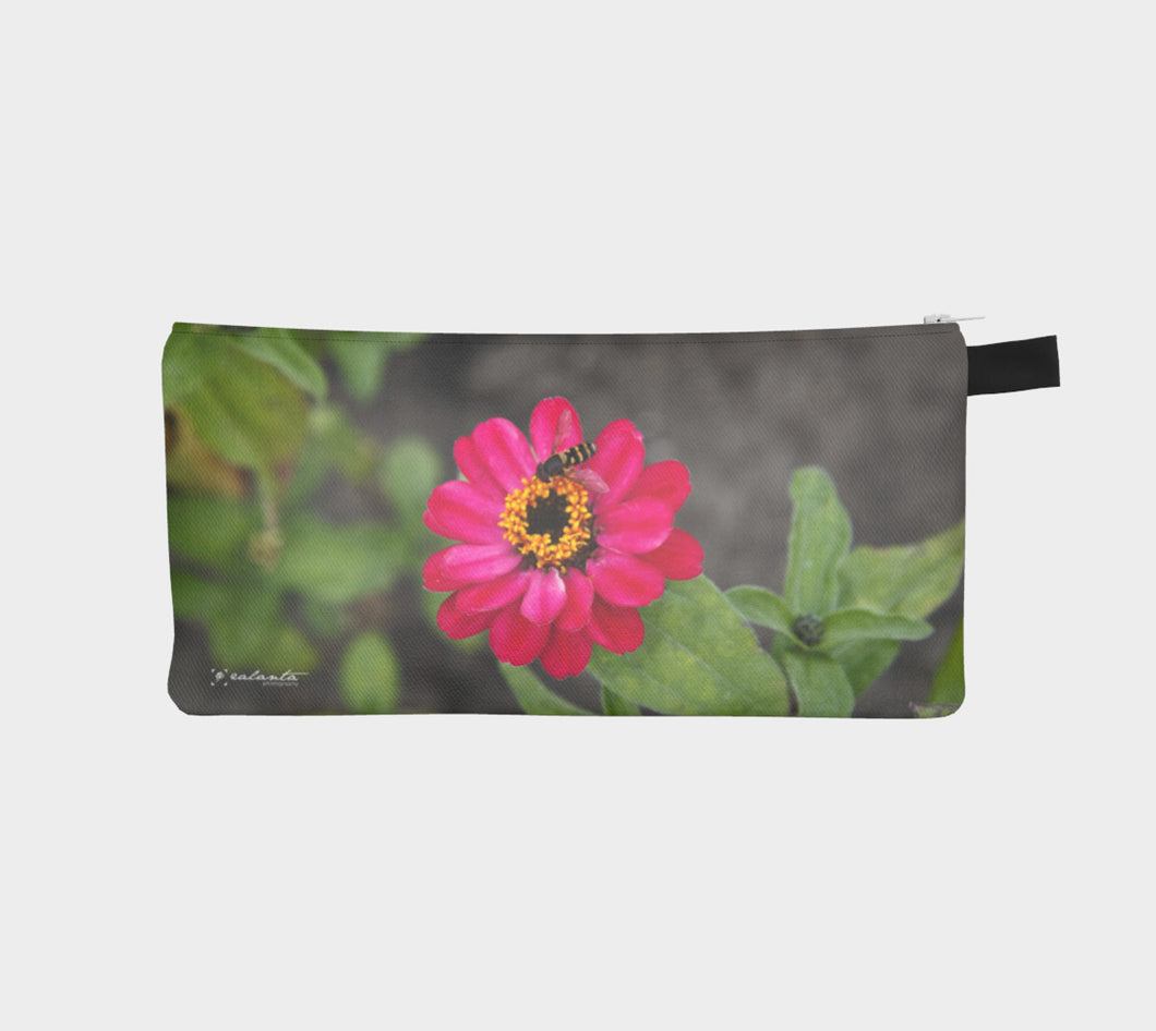 BEE-utiful case Pencil Case- ealanta Art Wear