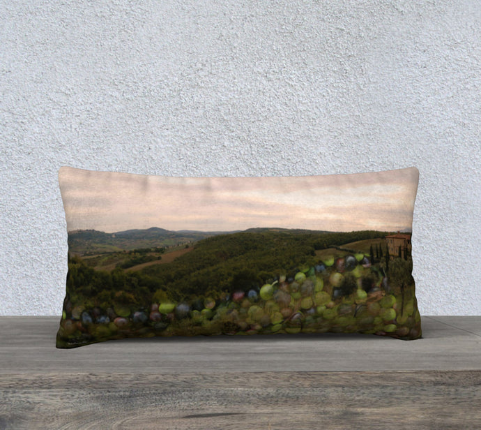 Valley of Olives Tuscany 12x24 24