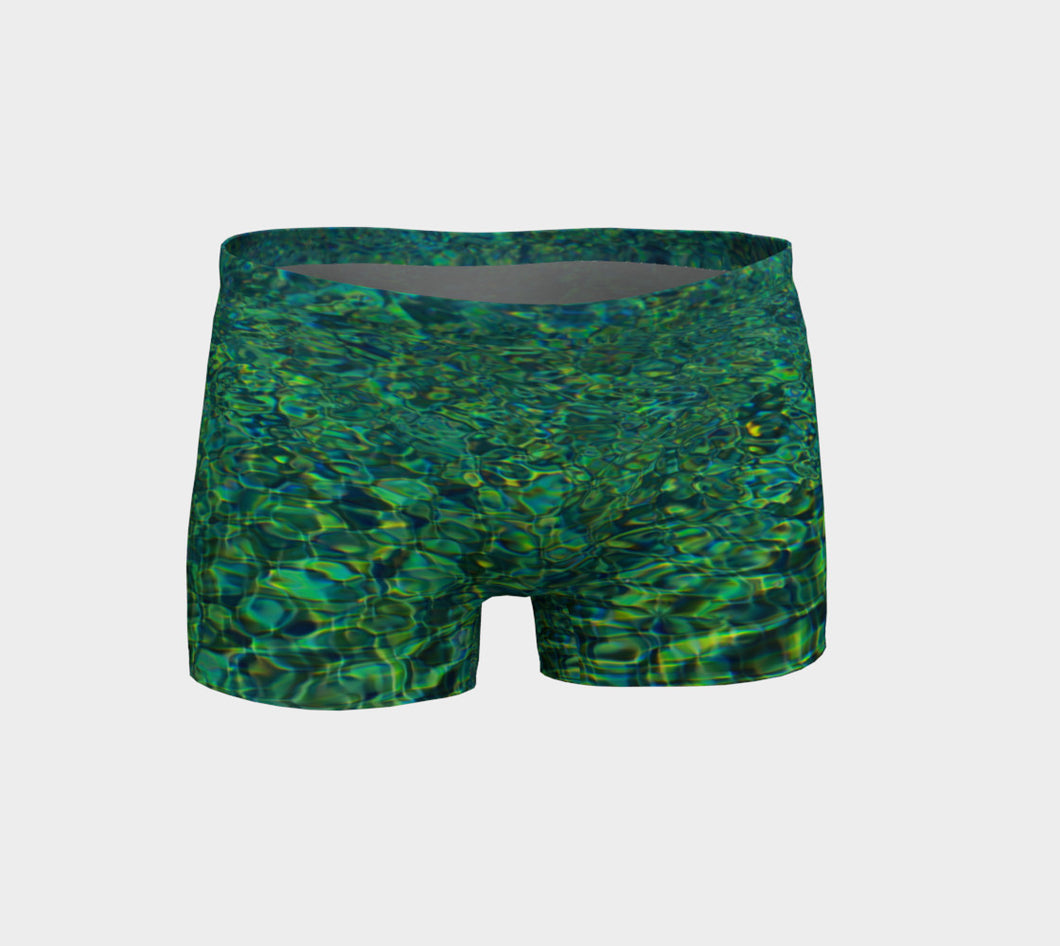 Tuscan Pool shorts Shorts- ealanta Art Wear