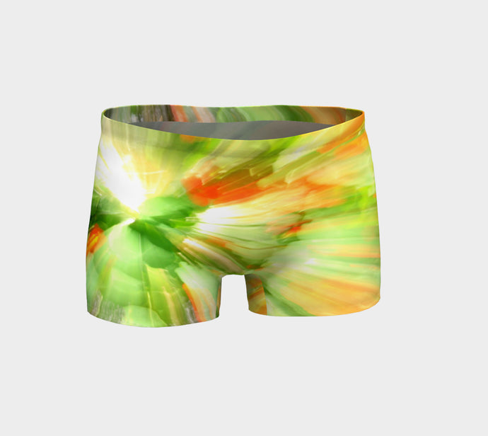 Citrus Burst shorts ealanta Shorts- ealanta Art Wear