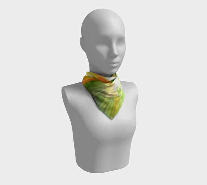 Illumintaion ealanta Square Scarf- ealanta Art Wear