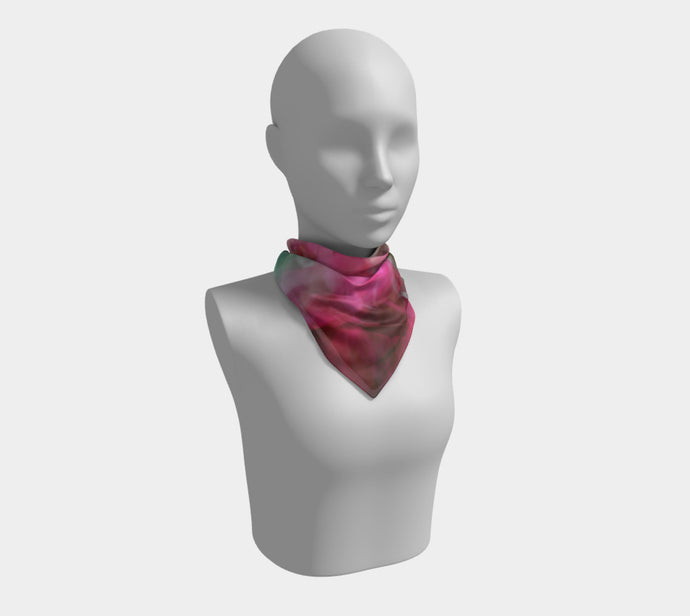 Dreamy  ealanta Square Scarf- ealanta Art Wear